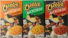 NEW CHEETOS MAC'N CHEESE 3 FLAVORS PICK N CHOOSE BOLD CHEESY JALAPEÑO FLAMIN HOT