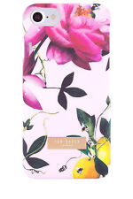 NEW Ted Baker Case for iPhone 7 Citrus Bloom - Nude