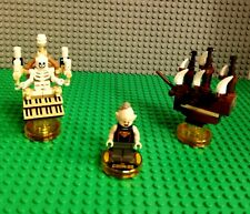 LEGO Dimensions GOONIES Level Pack 71267 Superman SLOTH Mini-Figure ORGAN SHIP