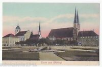 AK Alt-Ötting --Kapelle mit Vorplatz-- um 1910
