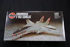 XK052 AIRFIX 1/72 maquette avion GRUMMAN F14A TOMCAT 05013 serie 5 1986 NB