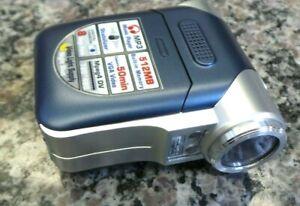AIPTEK ISDV24 Blue Camcorder Camera MP3 Player (109532-5 J.) BY-16