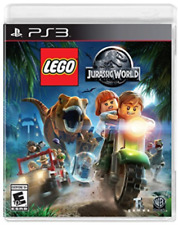 LEGO Jurassic World PS3 Game Brand New in Stock From Brisbane