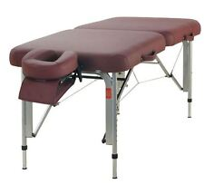 TABLE DE MASSAGE PLIABLE PRO ALU TAO INSTITUT ESTHETIQUE THALASSO KINE REIKI SPA