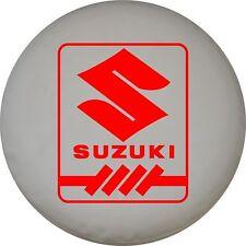 4x4 Spare Wheel Cover 4 x 4 Camper Graphic Vinyl Sticker Suzuki 4 x 4 AA54