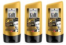 3X Schwarzkopf Taft Looks Irresistible Power Hair Styling Modeling Power Gel