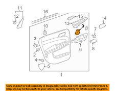 GM OEM Rear Door-Window Switch 25828886