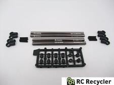 Axial SCX10 Honcho Wrangler Grey Metal Lower Links 98mm/106mm LWB Scale Crawler