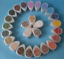 BRILLIANCE DEW DROP INK PAD - TSUKINEKO - 26 Colour Choices