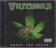 WHITMORE - SMOKE THE ROACH - (brand new still sealed cd) - MOON CD 053