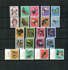 Switzerland COLLECTION Pro-Juventute, Sets of  MNH &MH stamps    LOT (HEL 279)
