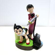 844 Tezuka Osamu Mini Vignette Diorama Figure Astro Boy Japan Anime Manga
