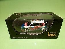 IXO 1:43 - SKODA FABIA WRC - RALLY CATALUNYA 2006   RAM240    -IN  ORIGINAL  BOX
