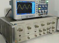 HP Agilent 8005B Pulse Generator - RF 20Mhz (24Mhz *Read*) Function Generator