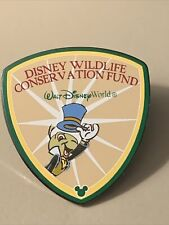 Disney 2003 Wildlife Conservation Fund-Jiminy Cricket Pin-Pins