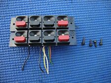 Original (OEM) Pioneer SA-6500 II Amplifier Speaker Jacks w/ Screws - Free Ship
