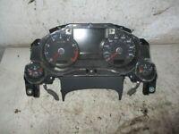 Tachometer Kombiinstrument Tacho Kombiinstrument MPH/KMH AUDI  A8 (4E_) FACELIFT