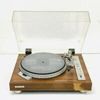 PIONEER Quartz PLL Direct Drive Record Player XL-1550 Music Turntable Japan (TN)