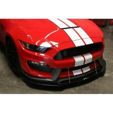 APR Performance Ford Mustang Shelby 350 Front Wind Splitter w Rods 2015+ Carbon