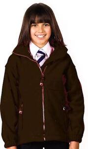 Super soft Boys Girls Fleece, full zip, Top Sport brand, with inside pockets