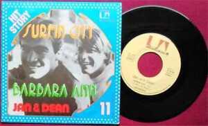 Jan & Dean – Surfin City (1976) Vinyle 45T