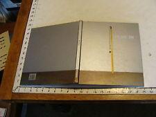 Art Show Book: PLUG IN, by Mario Rizzi, 2004, At Futura, Prague, May-June 2004