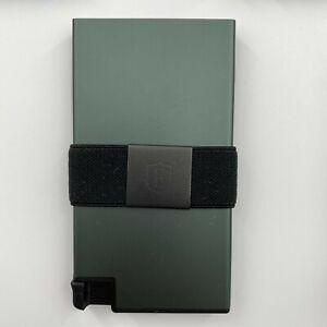 Ekster Aluminum Cardholder Wallet RFID Blocking Men's Black Blue Gray Red Green