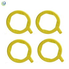 4 Posterior X Ray Aiming Rings Color Coded Rinn Xcp Style Positioning Yellow