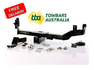 SSANGYONG ACTYON UTE H/DUTY CLASS 4 TOWBAR INCLUDING WIRING KIT