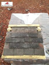 Reclaimed / Second-hand 11 x 7 Handmade Soft Clay Roofing Tiles