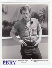 Stephen McHattie sexy rough VINTAGE Photo Moving Violation