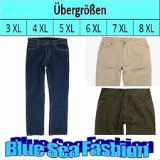 Hosengröße 36 Herren-Jeans mit mittlerer Bundhöhe und regular Länge