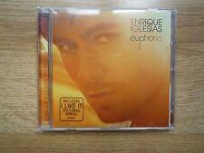 CD: Enrique Iglesias - Euphoria Music Album I Like It Featuring Pitbull