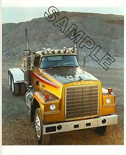 DODGE TRUCK 1973-1975 CNT9500 BIG HORN Long Nose 8x10 COLOR GLOSSY PHOTO