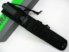 Schrade SCHF1 Large Extreme Survival Fixed Serrated Knife + Sheath + Bit Set