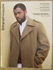 Idris Elba as Nelson Mandela – Telegraph Magazine – 7 December 2013