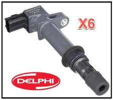 6 Ignition Coil on Plug DELPHI REPLACES OEM # 56028138 for Chrysler Dodge JEEP