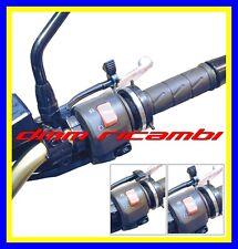Kit cruise control meccanico universale per comando gas Moto manubrio 22/25 mm.