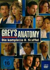 "6 DVD-BOX - ""GREY´S ANATOMY"" - Die komplette 8. Staffel++neu+ovp++"