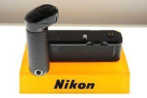 Nikon MD-12 Motor Drive for FE, FE2, FM, FM2, FM2N & FM3A in EXC+ condition.