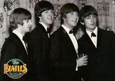 """The Lads Celebrate London Premiere """" A Hard Day's Night """" - Beatles Trading Card"""