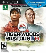 PS3 Tiger Woods PGA Tour 14 (Sony PlayStation 3, 2013) Brand New Free Shipping!