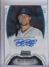 BRYCE BRENTZ 2011 BOWMAN STERLING PROSPECT AUTO