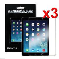 3PCS Clear Screen Protector Film For iPad 2017 iPad Pro 10.5/9.7 iPad Air Mini
