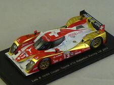 Spark S2528 - LOLA B 10 / 60 coupé toyota le mans 2011 N°13 rebellion 1/43