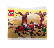 Lego Fall Scene (40057) NEW SEALED PACKAGE
