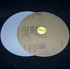 10 x JFJ DISC REPAIR COARSE SANDPAPER 600 GRIT