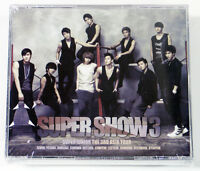 Super Junior - SUPER SHOW #3 : 3rd Asia Tour Concert CD+Extra Gift Photocard Set