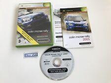 Colin McRae Rally 2005 - Promo - Microsoft Xbox - PAL EUR - Avec Notice FR