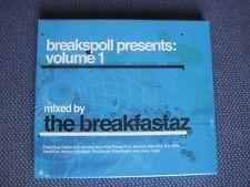The Breakfastaz – Breakspoll Presents: Volume 1 - CD 2005 Breakbeat